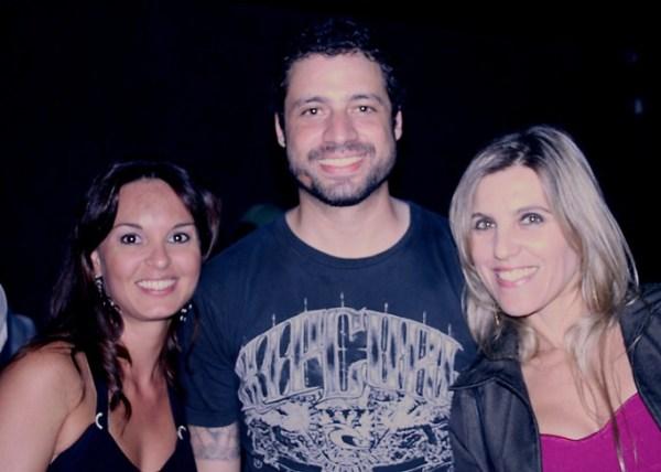 Layle Thaís, Katú e Cláudia Cabral