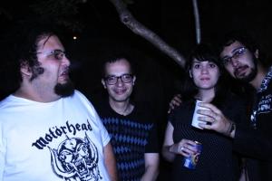 Segundo, Alexandre Barbosa, Lica e Mr.Nobody