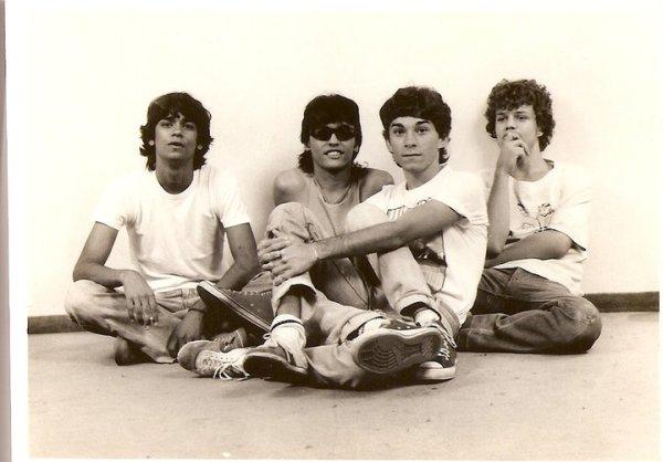 Renato Marra, Corey, Chico Kleber e Lúcio
