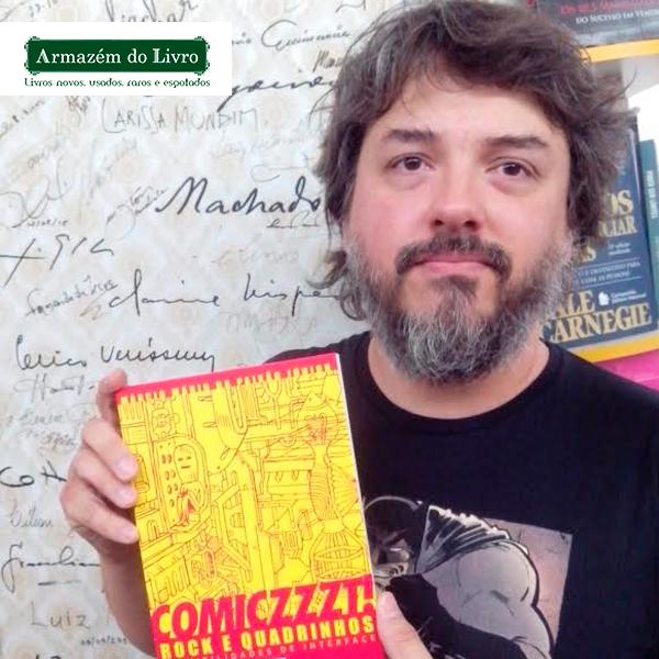 Marcio Júnior lança livro :